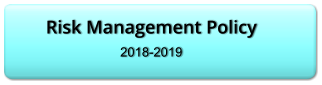 Risk Management Policy 2018-2019