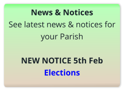 link to council news and notices